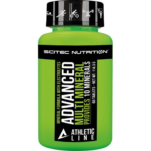 Scitec Nutrition Advanced Multi Mineral 60 таблеток