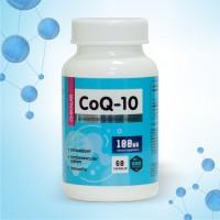Коэнзим Q10 100 мг, 60 капсул