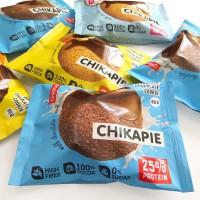 BombBar протеиновое печенье ChikaPie