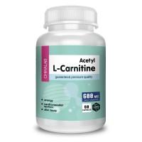 Ацетил L-карнитин 500 мг, 60 капсул